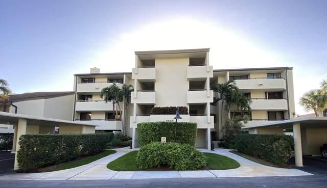 1141 Marine Way E H1l, North Palm Beach, FL 33408 (#RX-10696395) :: Signature International Real Estate
