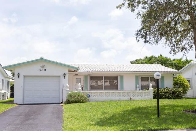1410 NW 85 Avenue, Plantation, FL 33322 (MLS #RX-10696429) :: Laurie Finkelstein Reader Team