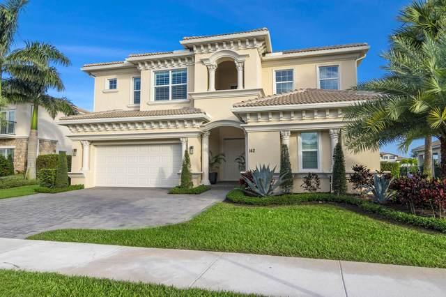 142 Sonata Drive, Jupiter, FL 33478 (MLS #RX-10696453) :: Castelli Real Estate Services