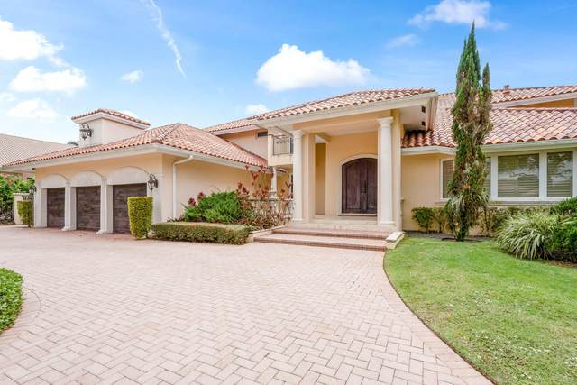 2346 NW 59th Street, Boca Raton, FL 33427 (MLS #RX-10696466) :: Castelli Real Estate Services
