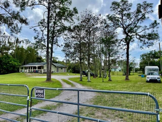 13176 40th Lane N, West Palm Beach, FL 33411 (#RX-10696477) :: Posh Properties