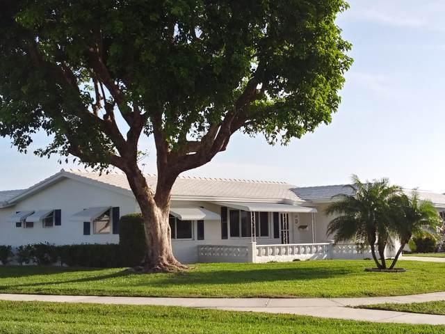2199 SW 13th Avenue, Boynton Beach, FL 33426 (MLS #RX-10696480) :: Laurie Finkelstein Reader Team