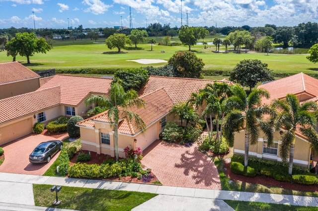 8070 Nadmar Avenue, Boca Raton, FL 33434 (MLS #RX-10696500) :: Castelli Real Estate Services