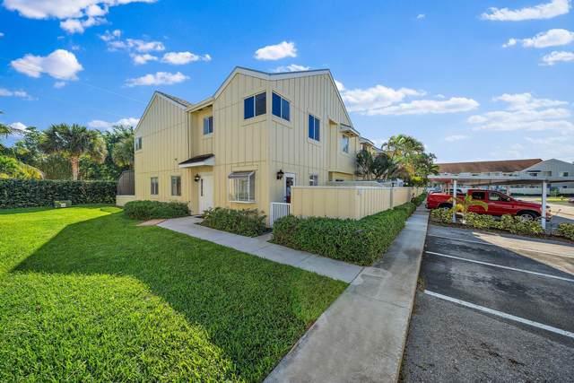 6222 Riverwalk Lane #1, Jupiter, FL 33458 (MLS #RX-10696522) :: Castelli Real Estate Services