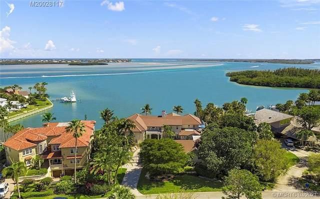 22 E High Point Road, Sewalls Point, FL 34996 (#RX-10696537) :: Real Treasure Coast
