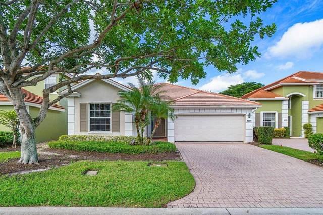 8281 Heritage Club Drive, West Palm Beach, FL 33412 (#RX-10696549) :: The Rizzuto Woodman Team