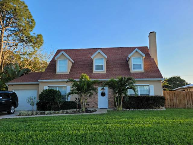 722 SE Evans Avenue, Port Saint Lucie, FL 34984 (MLS #RX-10696558) :: Castelli Real Estate Services