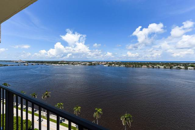 1801 S Flagler Drive #1703, West Palm Beach, FL 33401 (#RX-10696596) :: Signature International Real Estate