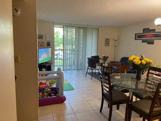8005 SW 107th Avenue #222, Miami, FL 33173 (MLS #RX-10696600) :: Laurie Finkelstein Reader Team