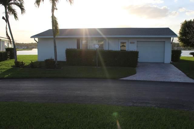5201 Nicholas Drive, West Palm Beach, FL 33417 (MLS #RX-10696608) :: Laurie Finkelstein Reader Team