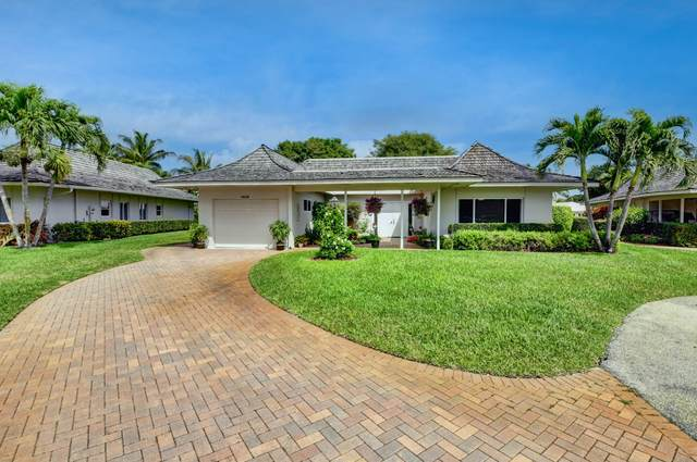 4620 Bonsai Drive, Boynton Beach, FL 33436 (MLS #RX-10696609) :: Laurie Finkelstein Reader Team