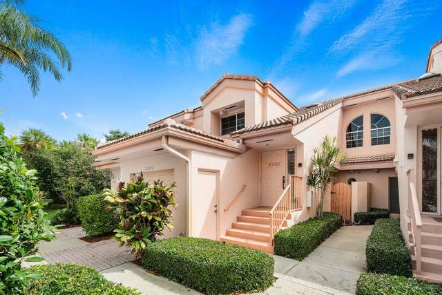 17274 Boca Club Boulevard #2302, Boca Raton, FL 33487 (MLS #RX-10696651) :: Castelli Real Estate Services