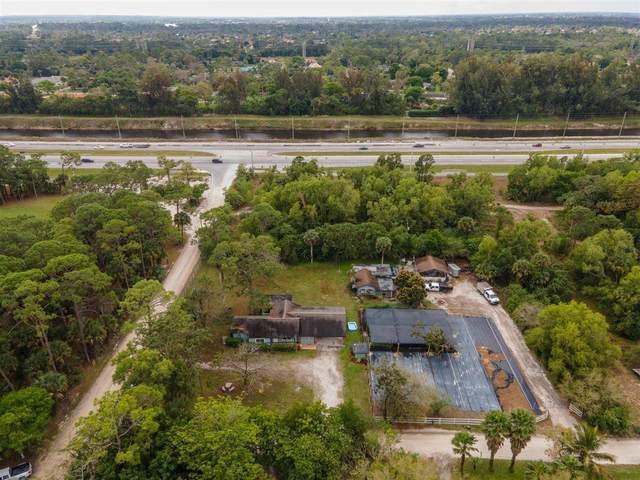 394 Tangerine Drive, Loxahatchee Groves, FL 33470 (MLS #RX-10696689) :: The Jack Coden Group