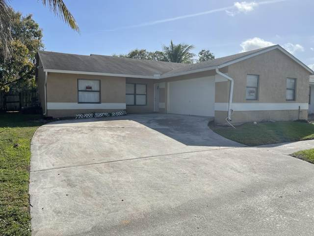 7344 Willow Spring Circle S, Boynton Beach, FL 33436 (MLS #RX-10696692) :: Miami Villa Group