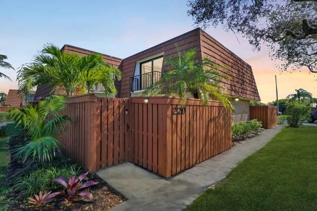 3900 County Line Road 22D, Tequesta, FL 33469 (MLS #RX-10696694) :: Castelli Real Estate Services