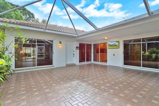 1301 Silverleaf Oak Court, Palm Beach Gardens, FL 33410 (MLS #RX-10696697) :: Berkshire Hathaway HomeServices EWM Realty