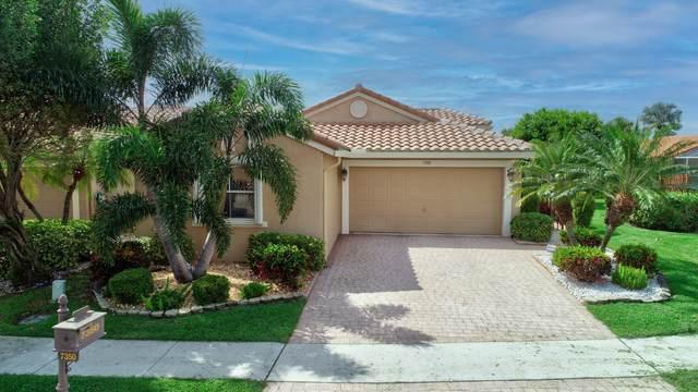 7350 Chorale Road, Boynton Beach, FL 33437 (#RX-10696729) :: Ryan Jennings Group
