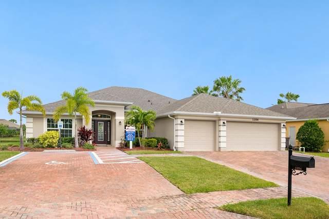 8694 Waterstone Boulevard, Fort Pierce, FL 34951 (MLS #RX-10696756) :: Castelli Real Estate Services