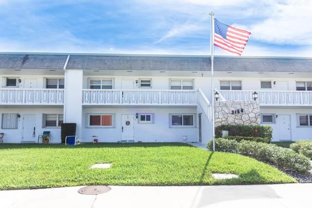 3154 Meridian Way S #9, Palm Beach Gardens, FL 33410 (MLS #RX-10696785) :: Castelli Real Estate Services