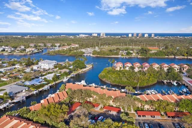 2319 Treasure Isle Drive #48, Palm Beach Gardens, FL 33410 (MLS #RX-10696797) :: Castelli Real Estate Services