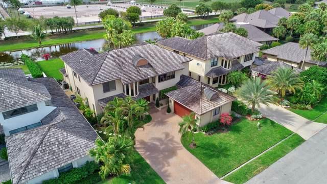 2873 Polo Island Drive, Wellington, FL 33414 (MLS #RX-10696824) :: Castelli Real Estate Services