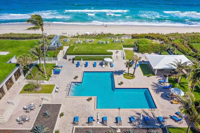 3250 S Ocean Boulevard 509S, Palm Beach, FL 33480 (MLS #RX-10696835) :: Berkshire Hathaway HomeServices EWM Realty