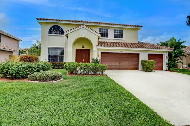 5745 Descartes Circle, Boynton Beach, FL 33472 (MLS #RX-10696841) :: Castelli Real Estate Services