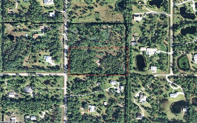 0 SW Mistletoe Lane, Palm City, FL 34990 (#RX-10696853) :: Baron Real Estate