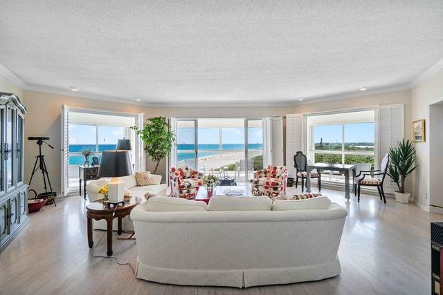 6665 N Ocean Boulevard A5, Ocean Ridge, FL 33435 (#RX-10696861) :: Posh Properties