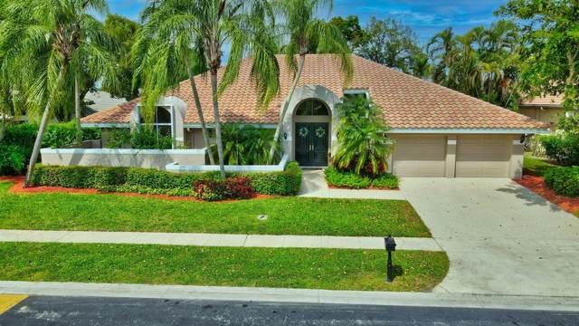 7185 Montrico Drive, Boca Raton, FL 33433 (MLS #RX-10696872) :: Castelli Real Estate Services