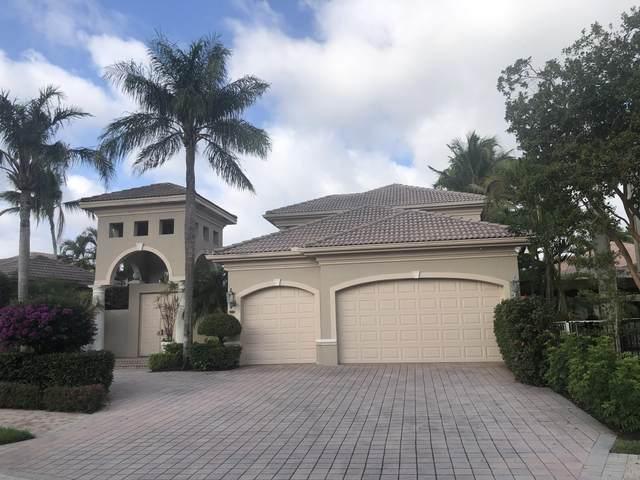 125 Vintage Isle Lane, Palm Beach Gardens, FL 33418 (#RX-10696912) :: Ryan Jennings Group
