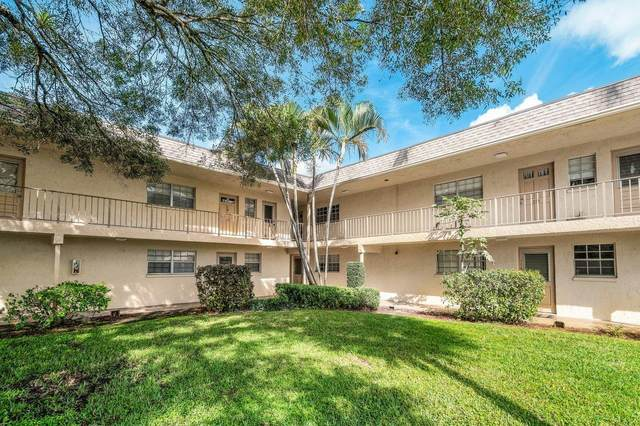1700 Dover Road 113-A, Delray Beach, FL 33445 (MLS #RX-10696930) :: Castelli Real Estate Services