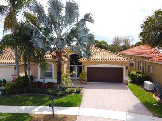 7444 Trentino Way, Boynton Beach, FL 33472 (MLS #RX-10696938) :: Castelli Real Estate Services