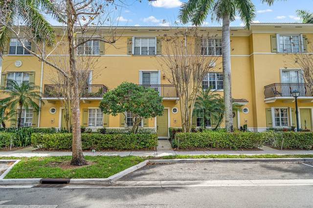 109 Arpeicka Lane, Jupiter, FL 33458 (MLS #RX-10696953) :: Dalton Wade Real Estate Group