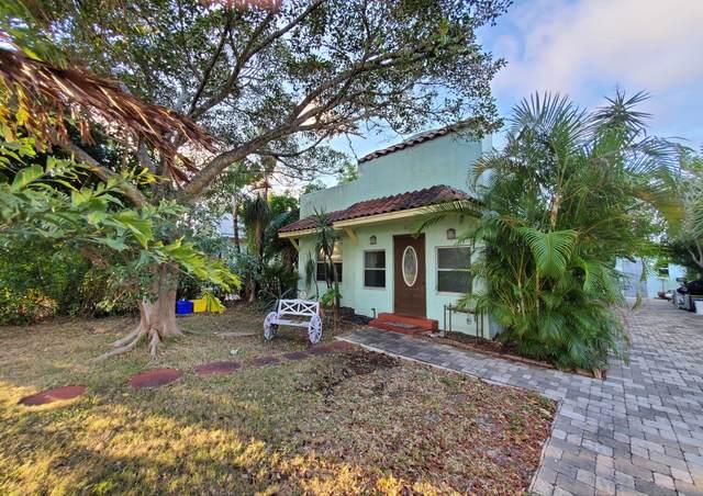 611 Avenida Alegre, West Palm Beach, FL 33405 (MLS #RX-10696968) :: Dalton Wade Real Estate Group