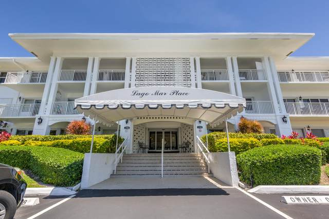 1750 S Ocean Lane #106, Fort Lauderdale, FL 33316 (MLS #RX-10696987) :: Castelli Real Estate Services