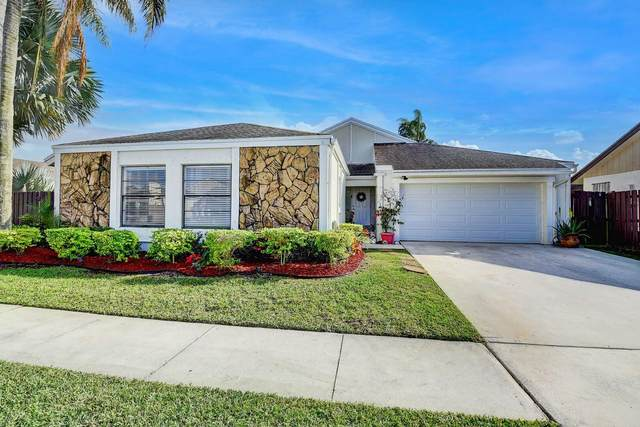 11498 Country Sound Court, Boca Raton, FL 33428 (MLS #RX-10697019) :: Castelli Real Estate Services