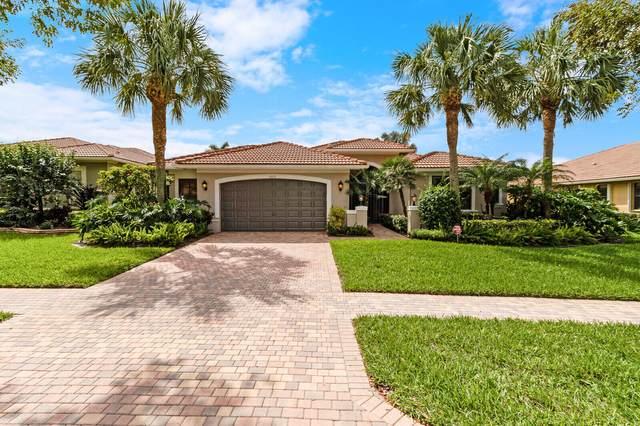 6879 Caviro Lane Lane, Boynton Beach, FL 33437 (#RX-10697051) :: Ryan Jennings Group