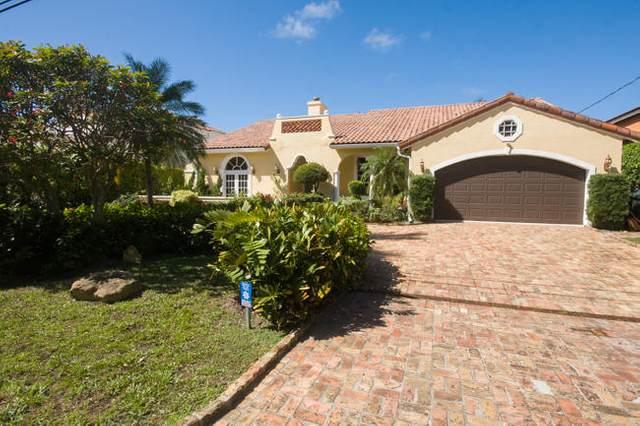 407 NE Seven Isles Drive, Fort Lauderdale, FL 33301 (MLS #RX-10697054) :: Castelli Real Estate Services