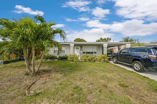 1011 S C Street, Lake Worth Beach, FL 33460 (#RX-10697075) :: Treasure Property Group