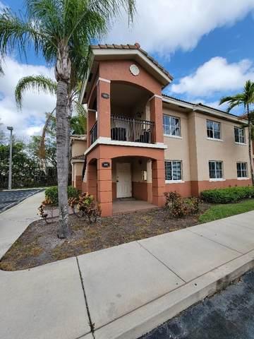 3500 Briar Bay Boulevard #101, West Palm Beach, FL 33411 (MLS #RX-10697086) :: The Paiz Group