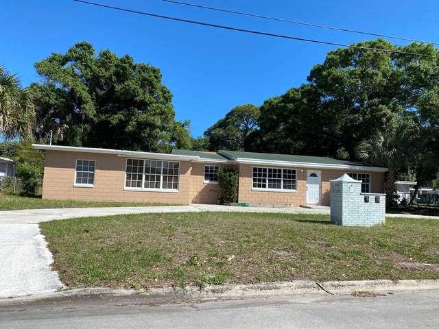 308 N 19th N Street, Fort Pierce, FL 34950 (#RX-10697092) :: Posh Properties