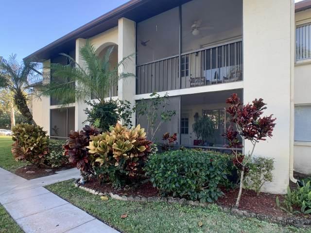 4899 Sable Pine Circle B2, West Palm Beach, FL 33417 (MLS #RX-10697105) :: The Paiz Group