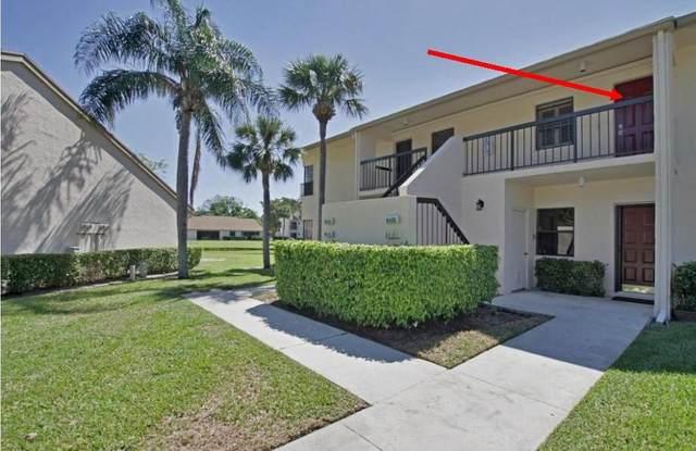 8420 Boca Glades Boulevard E #262, Boca Raton, FL 33434 (MLS #RX-10697110) :: Castelli Real Estate Services