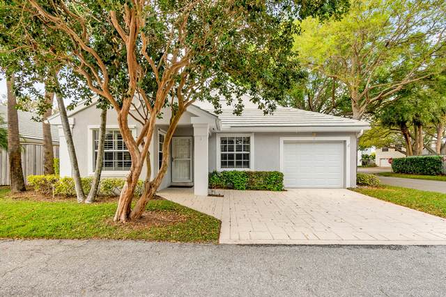 1 Commanders Drive, Palm Beach Gardens, FL 33418 (#RX-10697139) :: The Reynolds Team/ONE Sotheby's International Realty