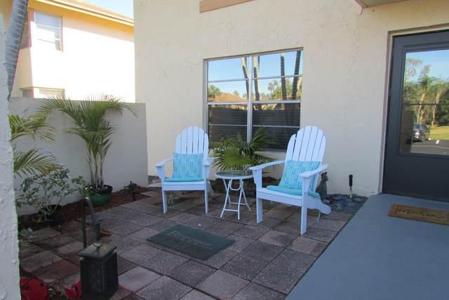 13664 Coconut Palm Court A, Delray Beach, FL 33484 (#RX-10697163) :: Posh Properties