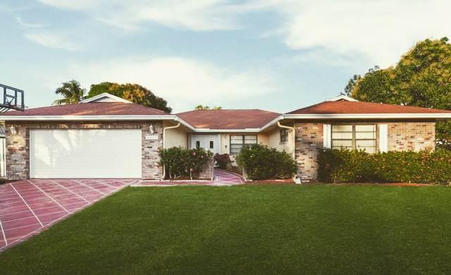 4327 Juniper Terrace, Boynton Beach, FL 33436 (#RX-10697187) :: Posh Properties