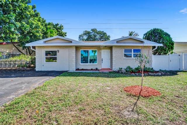 6420 NW 31st Way, Fort Lauderdale, FL 33309 (MLS #RX-10697194) :: Castelli Real Estate Services