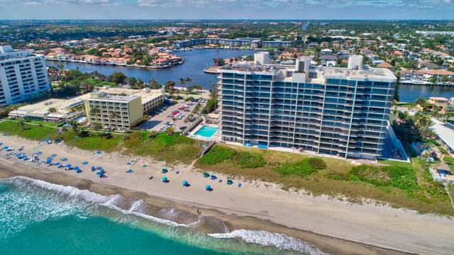 2727 S Ocean Boulevard #901, Highland Beach, FL 33487 (MLS #RX-10697197) :: The Paiz Group