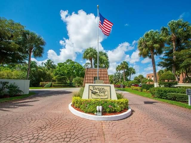 3100 SE Pruitt Road A 306, Port Saint Lucie, FL 34952 (#RX-10697215) :: Posh Properties